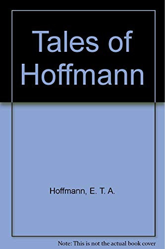 9780804462754: Tales of Hoffmann
