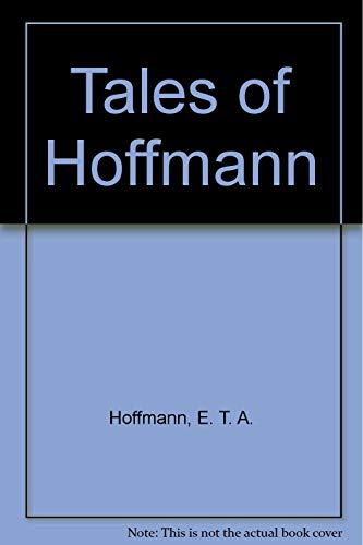 9780804462754: Tales of Hoffmann