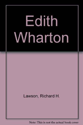 9780804463898: Edith Wharton