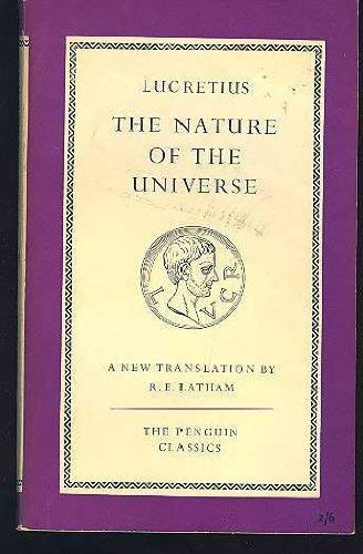 On the Nature of the Universe (De: Mantinband, James H.;