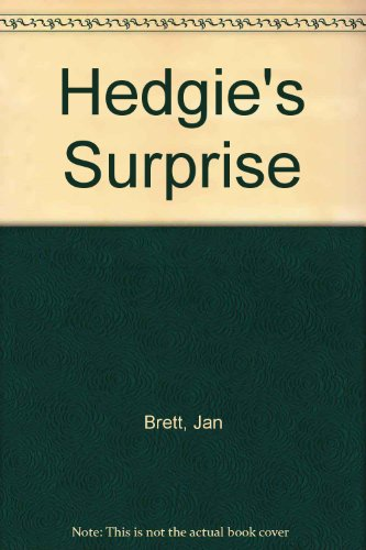 9780804540599: Hedgie's Surprise
