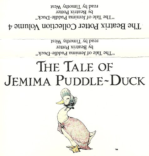 9780804565288: The Tale of Jemima Puddle-Duck