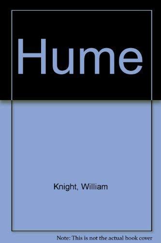 9780804608367: Hume