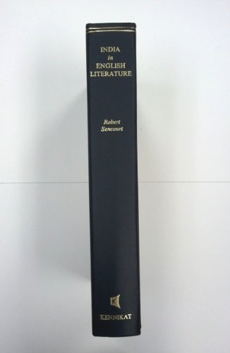 9780804609791: India in English literature