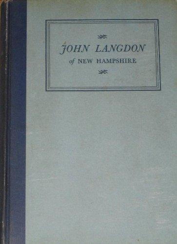 9780804612777: John Langdon of New Hampshire (Kennikat American bicentennial series)