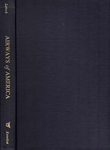 Airways of America: A Geological and Geographical: Lobeck, Armin Kohl