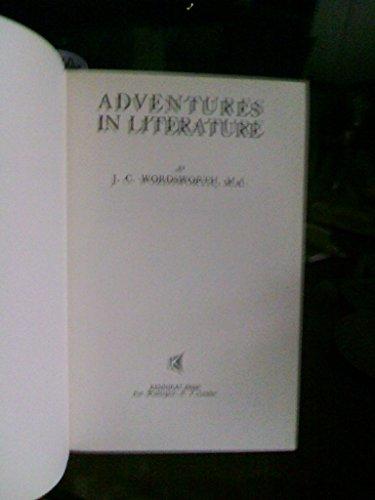 Adventures in literature,: Wordsworth, John Craufurd