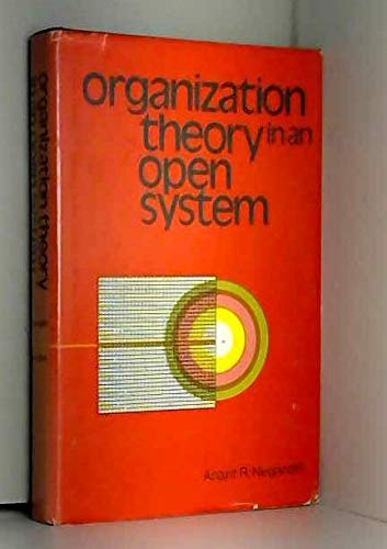 Organization theory in an open system: A study of transferring advanced management practices to ...