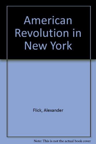 9780804680448: American Revolution in New York