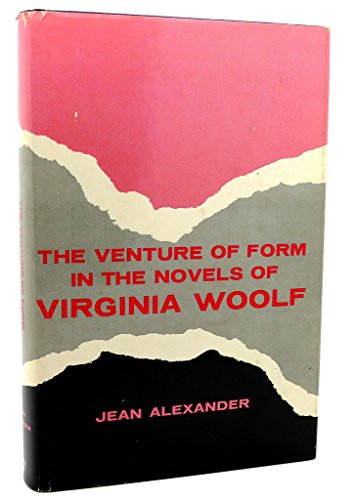 9780804690522: Venture of Form in the Novels of Virginia Woolf (National University Publications. Series in Literary Criticism)