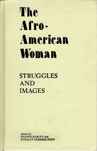 9780804692090: Afro-American Woman: Struggles and Images (Series in American studies)