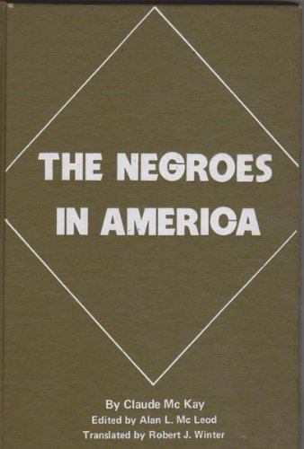 9780804692410: Negroes in America (National University Publications) (English and Russian Edition)