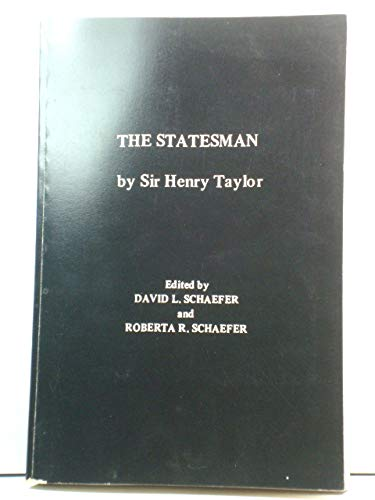 The statesman (0804694125) by Taylor, Henry