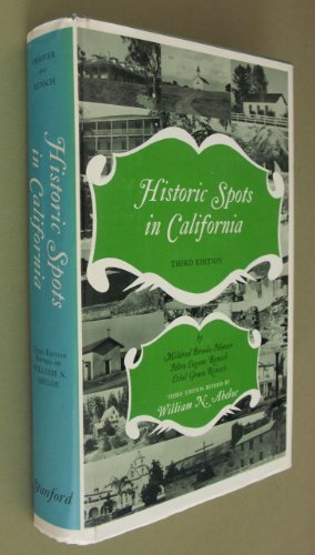 Historic Spots in California: Mildred B. Hoover