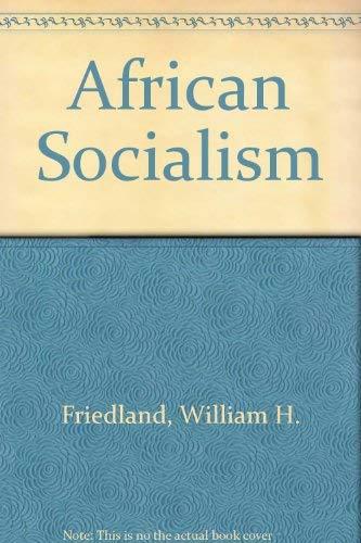 9780804702034: African Socialism