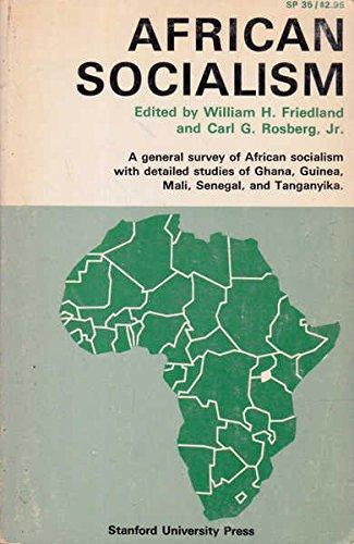 9780804702041: African Socialism