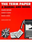 9780804703482: Term Paper a Manual and Model