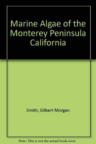 9780804703789: Marine Algae of the Monterey Peninsula California