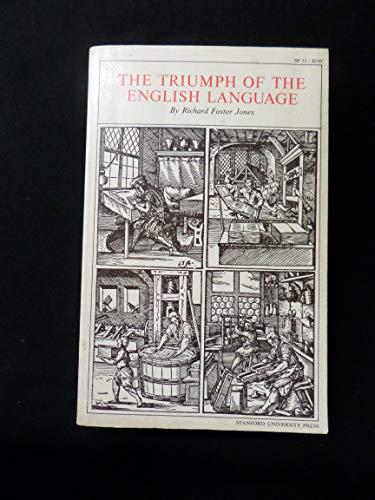 9780804704199: The Triumph of the English Language