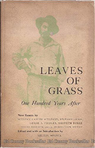 Leaves of Grass One Hundred Years After: Hindus, Milton