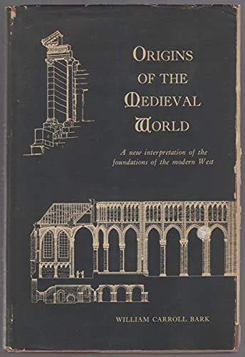 9780804705134: Origins of the Medieval World