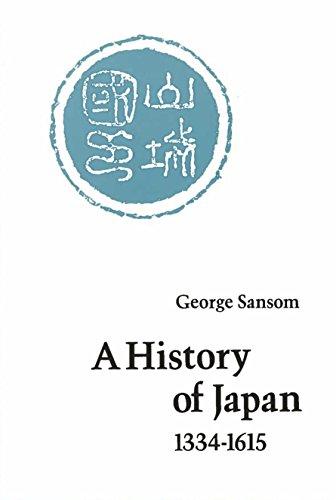 9780804705240: History of Japan, 1334-1615
