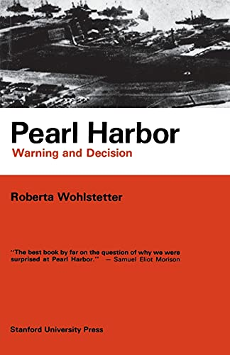 9780804705981: Pearl Harbor: Warning and Decision