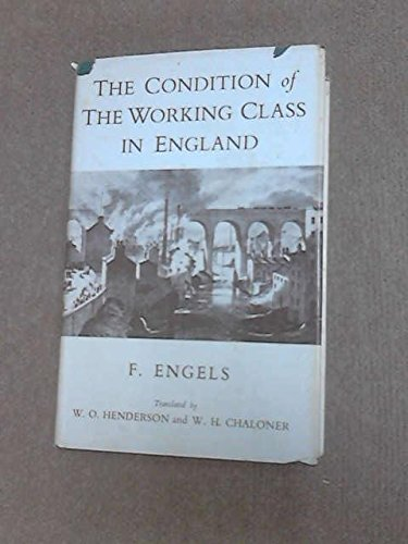 9780804706339: The Condition of the Working Class in England