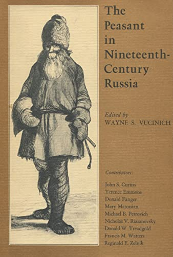 9780804706384: The Peasant in Nineteenth-Century Russia