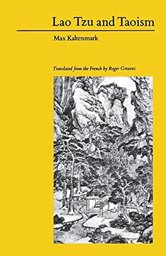 9780804706896: Lao Tzu and Taoism