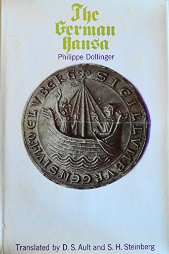 The German Hansa: Dollinger, P.