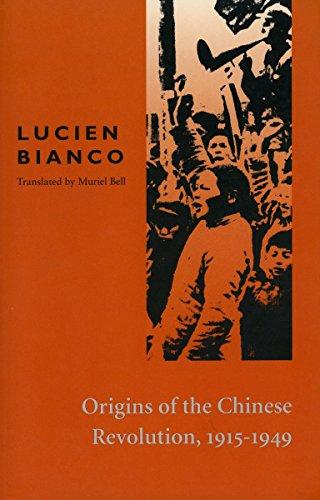 9780804707466: Origins of the Chinese Revolution, 1915-1949