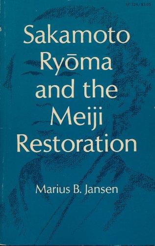 9780804707855: Sakamoto Ryoma and the Meiji Restoration