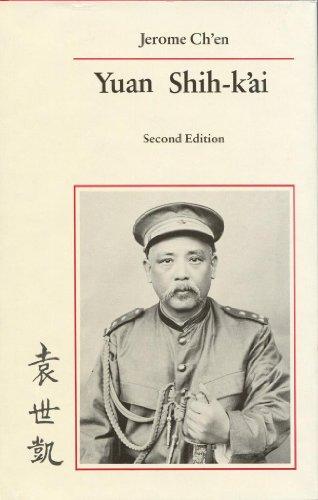Yuan Shih-K'Ai: Ch'En, Jerome