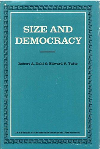 9780804708340: Size & Democracy
