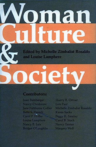 9780804708500: Woman, Culture, and Society