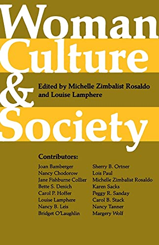 Woman, Culture and Society
