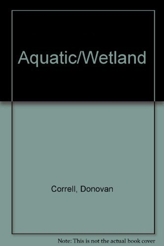 Aquatic and Wetland Plants of Southwestern United States: Correll, Donovan Stewart