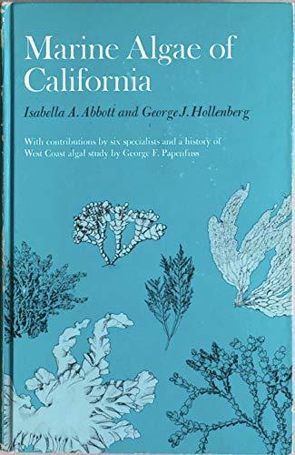 9780804708678: Marine Algae of California