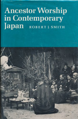 9780804708739: Ancestor Worship in Contemporary Japan