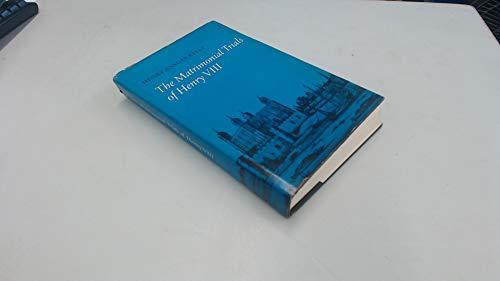 9780804708951: The Matrimonial Trials of Henry VIII