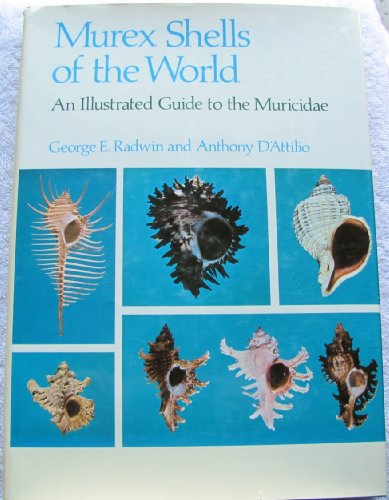 Murex Shells of the World: An Illustrated Guide to the Muricidae.: RADWIN, George E. and D'ATTILIO,...