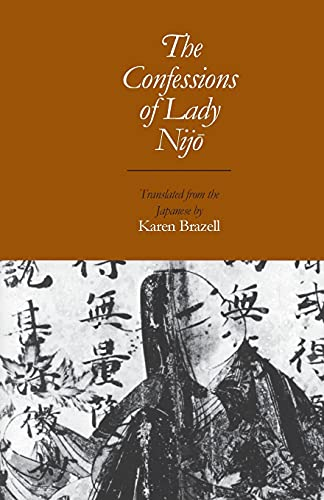 9780804709309: The Confessions of Lady Nijo