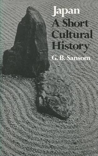 9780804709521: Japan: A Short Cultural History