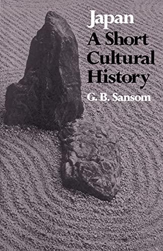 9780804709545: Japan: A Short Cultural History
