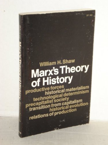 9780804709606: Marx's Theory of History
