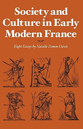 9780804709729: Society and Culture in Early Modern France: Eight Essays