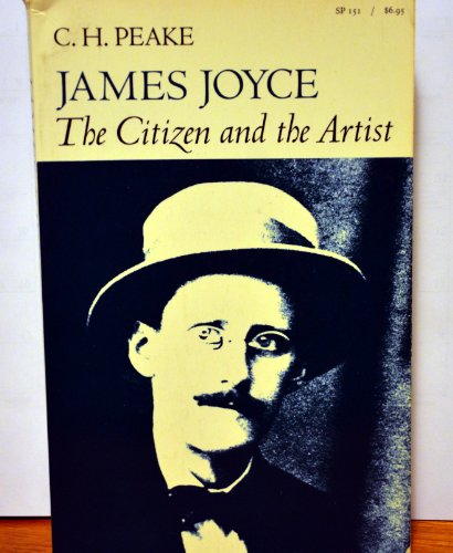 9780804710145: James Joyce: The Citizen and the Artist