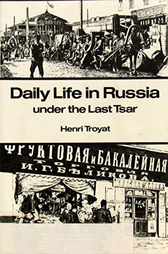 9780804710374: Daily Life in Russia Under the Last Tsar