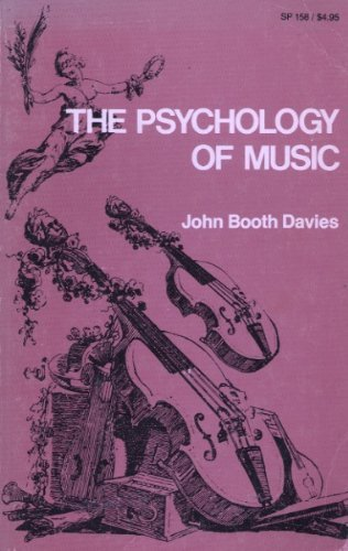 9780804710572: Psychology of Music